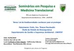 03/03/2020 - Seminário mensal do PPG