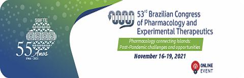 Congresso da Sociedade Brasileira de Farrmacologia e Terapêutica Experimental 2021